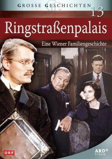 Ringstraßenpalais (8 DVDs) - Große Geschichten 13