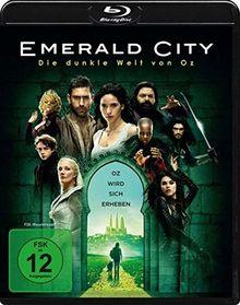 Emerald City - Die dunkle Welt von Oz [Blu-ray]