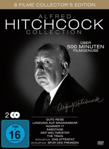 Alfred Hitchcock Collection [Collector's Edition] [2 DVDs]