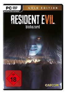 Resident Evil 7 PC Gold Edition
