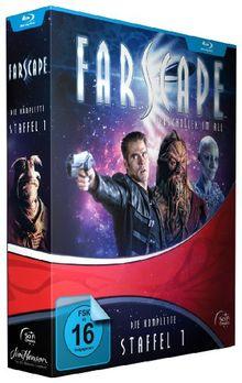 Farscape - Verschollen im All - Staffel 1 [Blu-ray]
