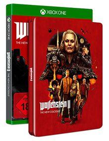Wolfenstein II: The New Colossus + Steelbook - [Xbox One]