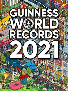 Guinness World Records 2021 (Loisirs / Sports/ Passions)