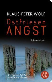 Ostfriesenangst: Kriminalroman (Fischer Taschenbibliothek)