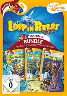 Lost in Reefs 1-3