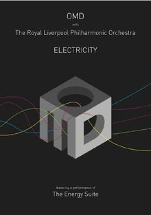 OMD With The Royal Liverpool Philarmonic Orchestra - Electricity [2 DVDs] [UK Import]