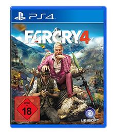 Far Cry 4 - Standard Edition [Playstation 4]