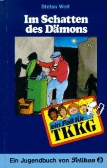 Ein Fall für TKKG, Bd.48, Im Schatten des Dämons