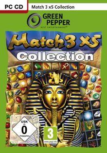 Match 3x5 Collection [Green Pepper]