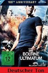 Das Bourne Ultimatum - Steelbook [Blu-ray]