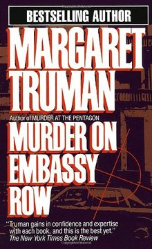 Murder on Embassy Row (Capital Crime Mysteries)