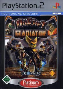 Ratchet: Gladiator [Platinum]