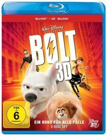 Bolt - Ein Hund für alle Fälle (+ Blu-ray 3D) [Blu-ray]