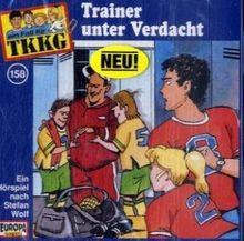 TKKG - CD / Trainer unter Verdacht
