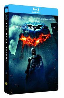 Batman - The Dark Knight (im hochwertigen Steelbook exklusiv bei Amazon.de) [Blu-ray]