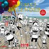 Gregs Kalender 2019 (Gregs Tagebuch)