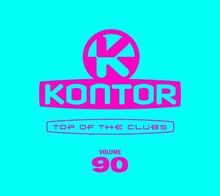 Kontor Top of the Clubs Vol.90