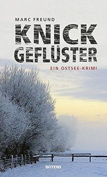 Knickgeflüster: Ein Ostsee-Krimi