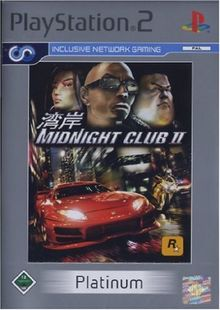 Midnight Club II [Platinum]