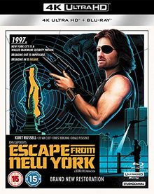 Blu-ray3 - Escape From New York (3 BLU-RAY)