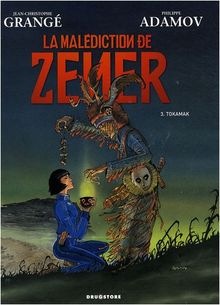 La malédiction de Zener, Tome 3 : Tokamak