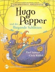 Aberwitzige Abenteuer 03. Hugo Pepper auf dem fliegenden Schlitten: BD III