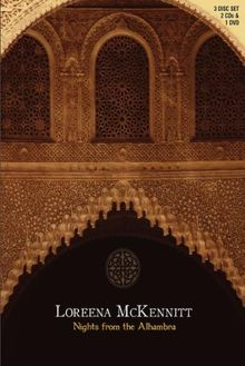 Loreena McKennitt - Nights From The Alhambra (+ 2 Audio-CD) [1 DVD]