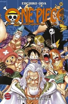 One Piece, Band 52: Roger und Rayleigh