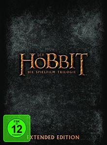 Der Hobbit - Die Spielfilm-Trilogie (Extended Version, 15 Discs)