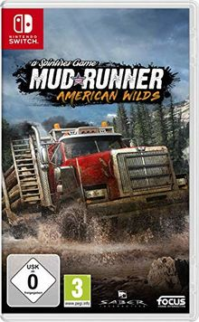 Spintires: Mudrunner American Wilds Edition (Switch)