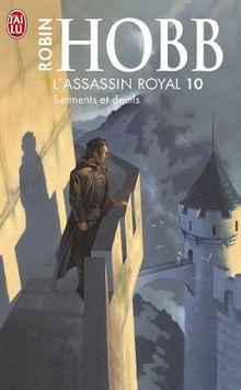 L'Assassin royal, tome 10 : Serments et deuils (Science Fiction)