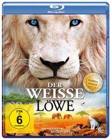 Der weiße Löwe (Prädikat: Wertvoll) [Blu-ray]