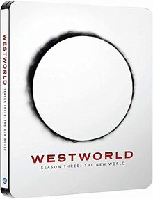Westworld, saison 3 4k ultra hd [Blu-ray] [FR Import]