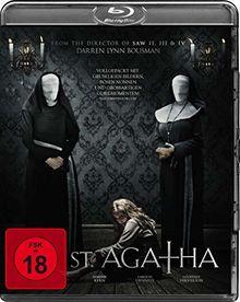 St. Agatha [Blu-ray]