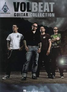 Volbeat Guitar Collection (Guitar Recorded Versions)