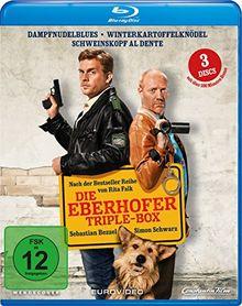 Die Eberhofer Triple Box [Blu-ray]