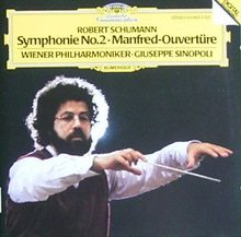 Symphonie Nr. 2 / Manfred-Ouvertuere