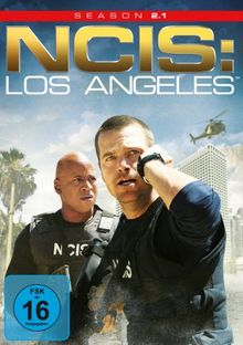 NCIS: Los Angeles - Season 2.1 [3 DVDs]