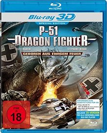 P-51 Dragon Fighter [3D Blu-ray] [Special Edition]