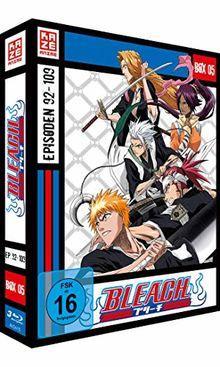 Bleach TV Serie - Blu-ray Box 5 (Episoden 92-109)