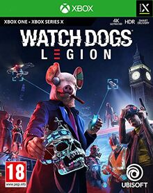 Ubisoft Watch Dogs Legion Armbanduhr für Xbox One/Series X