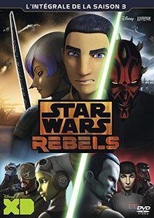 Coffret star wars rebels, saison 3