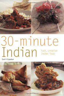 30-Minute Indian (Pyramid Paperbacks)