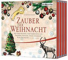 Zauber der Weihnacht: Mit Geschichten und Gedichten von Theodor Fontane, Selma Lagerlöf, Joachim Ringelnatz, Kurt Tucholsky und vielen anderen