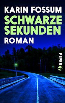 Schwarze Sekunden: Roman (Konrad Sejer, Band 6)