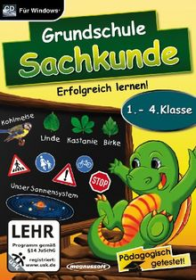 Grundschule Sachkunde - Erfolgreich lernen!