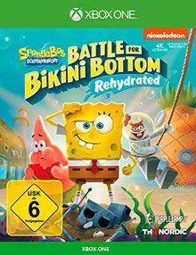 Spongebob Schwammkopf: Battle for Bikini Bottom - Rehydrated [Xbox One]