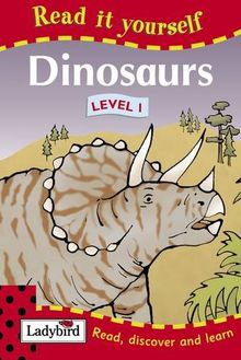 Dinosaurs: Level 1 (Read it Yourself - Level 1)