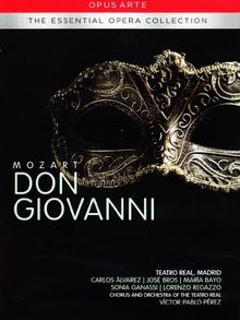 MOZART: Don Giovanni (Teatro Real, 2005) (Essential Opera Collection) [2 DVDs]