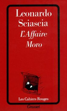 L'Affaire Moro (Cahiers Rouges)